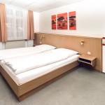"""gemütliches Doppelzimmer im Hostel """"Zimmer frei"""""""